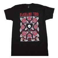 Alkaline Trio Roses T-Shirt