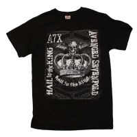 Avenged Sevenfold Hail to the King Crown T-Shirt