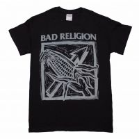 Bad Religion Against the Grain Black T-Shirt