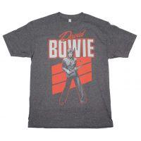David Bowie Red Sax T-Shirt