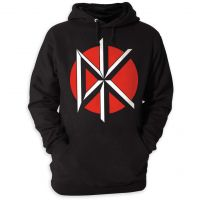 Dead Kennedys Logo Pullover Hoodie