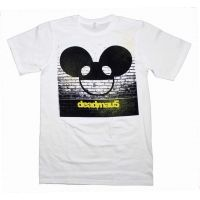 Deadmau5 Brick Wall Logo T-Shirt