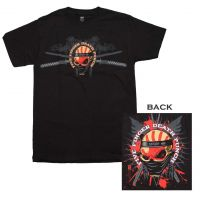 Five Finger Death Punch Samauri T-Shirt