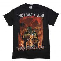 Ghost Face Killah 12 Reasons to Die T-Shirt