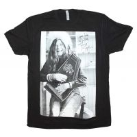 Janis Joplin Good Luck Laugh T-Shirt