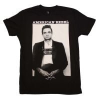 Johnny Cash American Rebel Mugshot T-Shirt