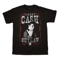 Johnny Cash Outlaw T-Shirt