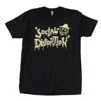 Social Distortion X'd Eye Guy T-Shirt