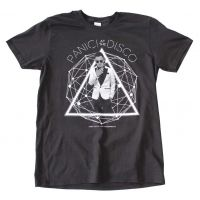 Panic at the Disco Photo Galaxy T-Shirt