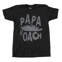Papa Roach Classic Logo T-Shirt
