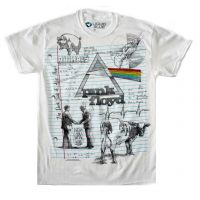 Pink Floyd Sketch T-Shirt