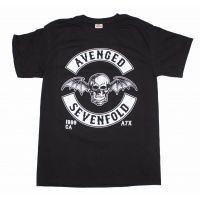 Avenged Sevenfold Deathbat Crest T-Shirt