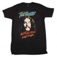 Ted Nugent Motor City Madman T-Shirt
