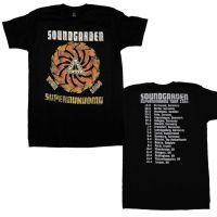 Soundgarden Superunknown Tour 94 Soft T-Shirt