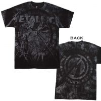 Metallica Stone Justice T-Shirt