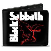 Black Sabbath Creature Outline Bifold Wallet