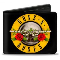 Guns n Roses Bullet Bifold Wallet