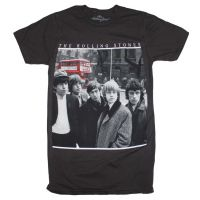 Rolling Stones Bus Photo T-Shirt