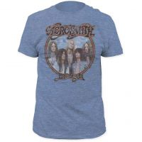 Aerosmith Dream On Heather T-Shirt