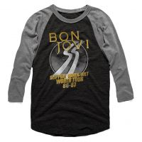 Bon Jovi World Tour Raglan Sleeve T-Shirt
