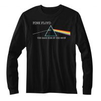 Pink Floyd Dark Side Remix Long Sleeve T-Shirt