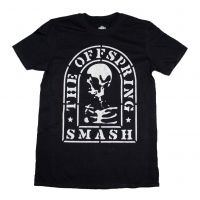 The Offspring Stencil Smash T-Shirt
