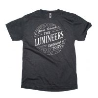 The Lumineers Circle Logo T-Shirt