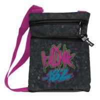 Blink 182 Logo Body Bag