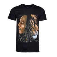 Bob Marley Profiles T-Shirt