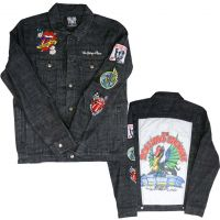 Rolling Stones Dragon Denim Jacket
