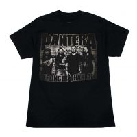 Pantera Brick Wall T-Shirt