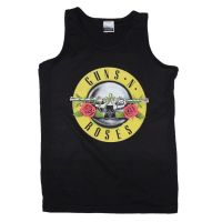 Guns n Roses Logo Men's Muscle Tank