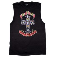 Guns n Roses Men's Appetite for Destruction Sleeveless T-Shirt