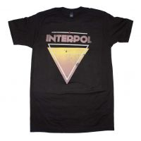 Interpol Triangle T-Shirt