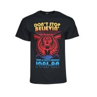 Journey Black DSB Retro Tour T-Shirt