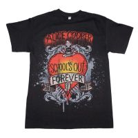 Alice Cooper School's Out Dagger T-Shirt