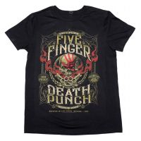 Five Finger Death Punch 100 Proof T-Shirt