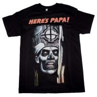 Ghost Here's Papa T-Shirt