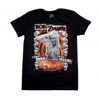 Rob Zombie Born to Go Insane T-Shirt