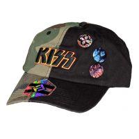 KISS Camo Hat