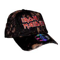 Iron Maiden Bleach Logo Hat