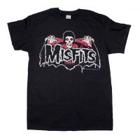 Misfits Batfiend Red T-Shirt