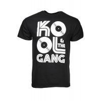 Kool & The Gang Records Logo T-Shirt