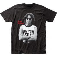 John Lennon NYC B&W T-Shirt
