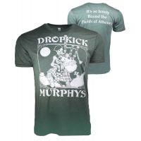 Dropkick Murphys Vintage Skeleton Piper T-Shirt