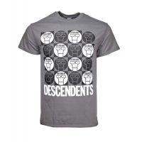 Descendents Milo Circle Pattern T-Shirt