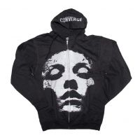 Converge Jane Doe Zip-Up Hoodie Sweatshirt