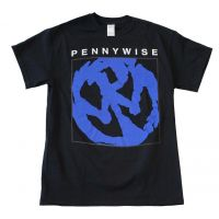 Pennywise Blue Logo T-Shirt