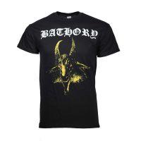 Bathory Yellow Goat T-Shirt