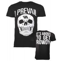 I Prevail Large Rowdy Skull T-Shirt
